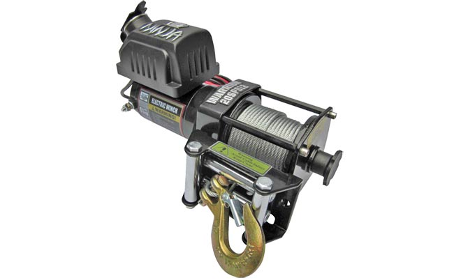 Ninja 2000 Electric Winch