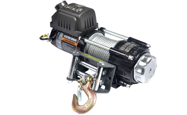 Ninja 2500 Electric Winch