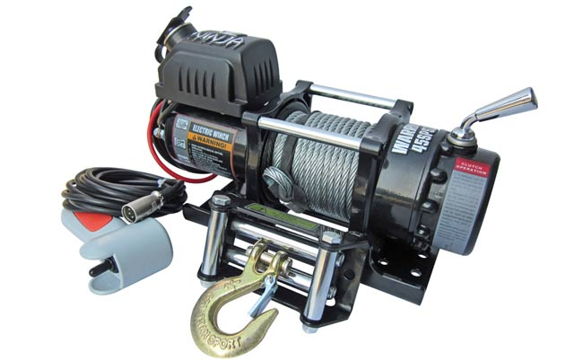 Ninja 4500 Electric Winch