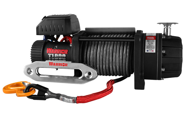 T1000-2200 Severe Duty Winch - Synthetic