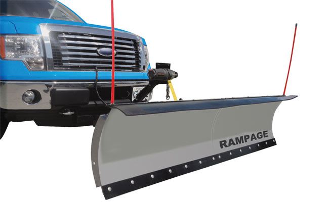 Rampage Snow Plow